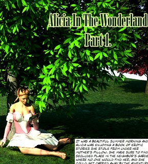 Alicia In The Wonderland
